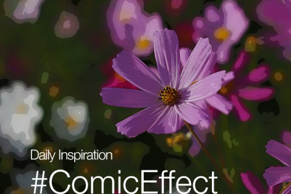 Wednesday Inspiration: #ComicEffect