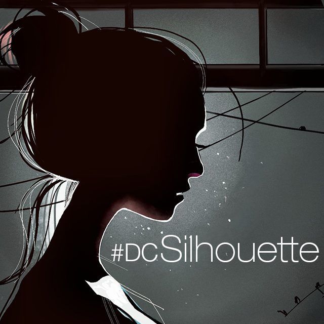 Draw a Silhouette for This Week's Drawing Challenge