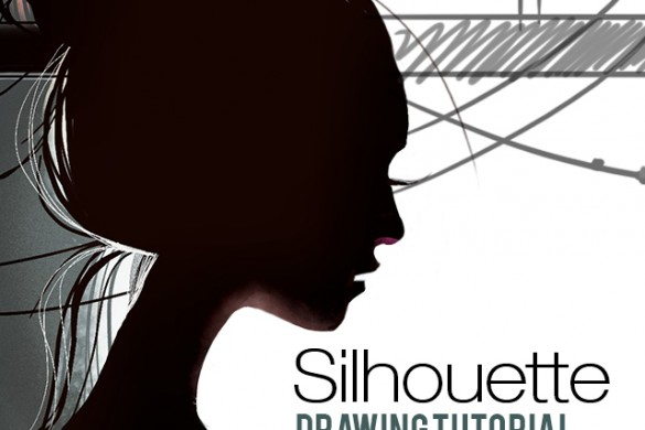 How to Draw a Silhouette With PicsArt