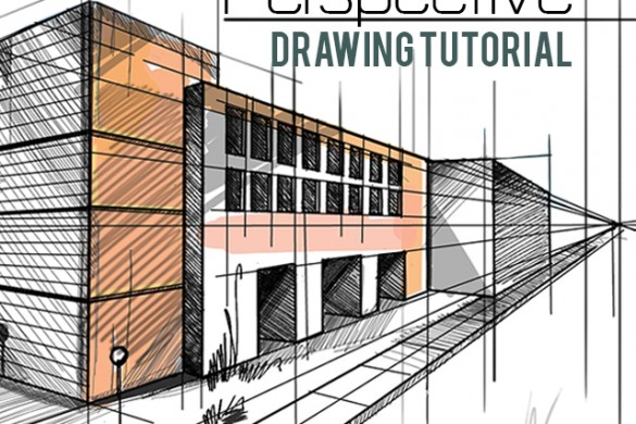 How to Create a Perspective Drawing With PicsArt