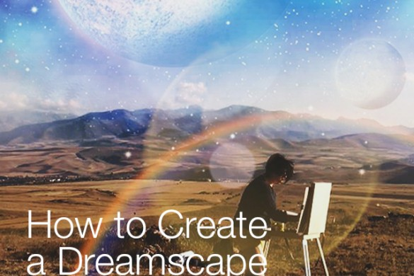 How to Create a Dreamscape With PicsArt