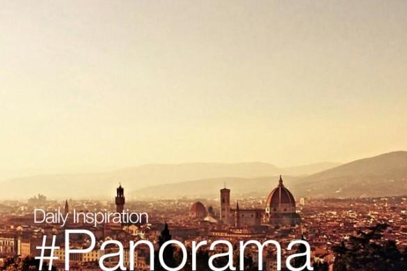 Wednesday Inspiration: #Panorama