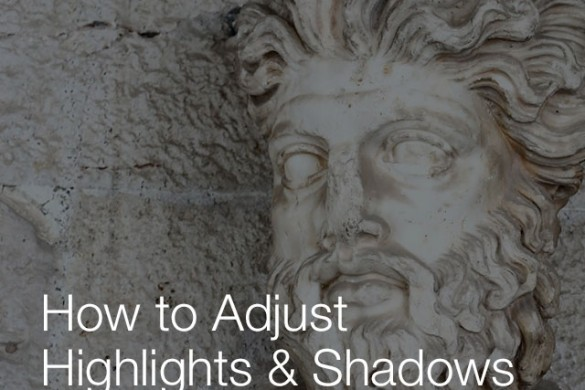 How to Adjust Highlights and Shadows With PicsArt Editor