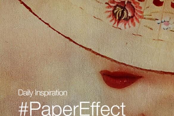Thursday Inspiration: #PaperEffect