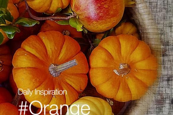 Sunday Inspiration: #Orange