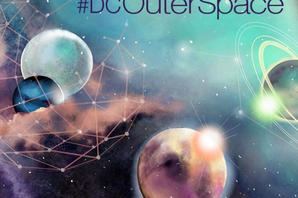 Draw the Galaxies for the Outer Space Drawing Challenge