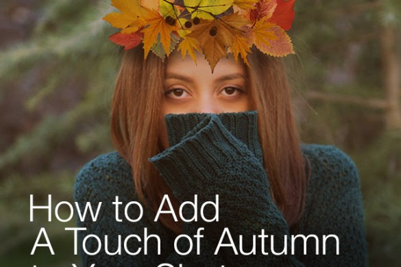 How to Add a Touch of Autumn to Your Shots