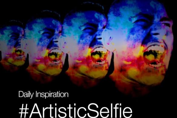 Sunday Inspiration: #ArtisticSelfie