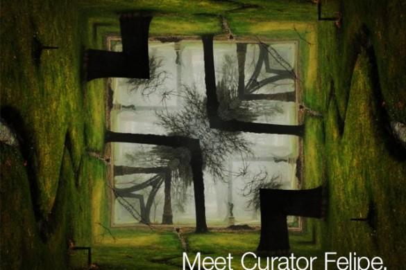 Meet Curator Felipe, Bending Cities Like Urban Origami