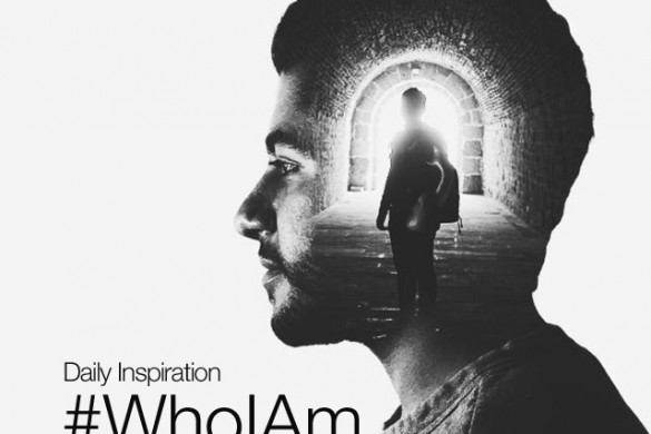 Thursday Inspiration: #WhoIAm