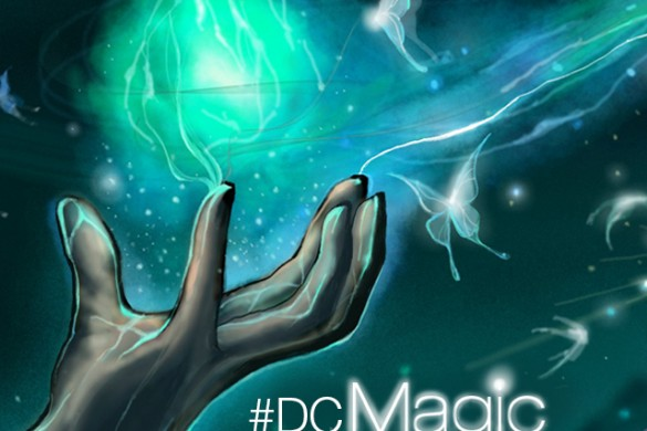 Go Supernatural With the Magic Drawing Challenge