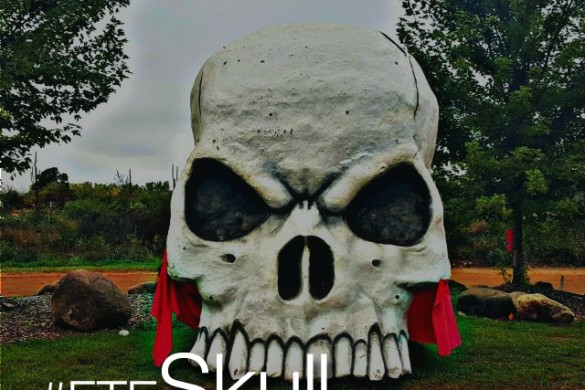 Have a Haunted Halloween With the #FTESkull Contest