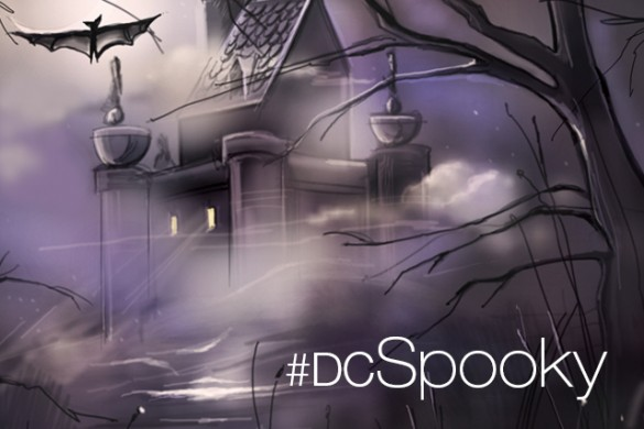 Celebrate Halloween With the Spooky Drawing Challenge