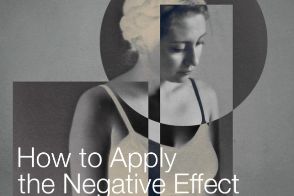 How to Apply the Negative Effect With PicsArt