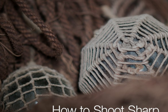 How to Shoot in Dark Spaces With Sharp Results