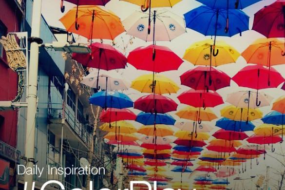 Sunday Inspiration: #ColorPlay