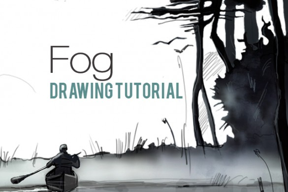 How to Draw Fog With PicsArt's Drawing Tools