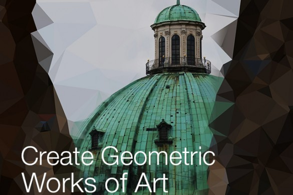 Create Geometric Works of Art With the Polygon Effect