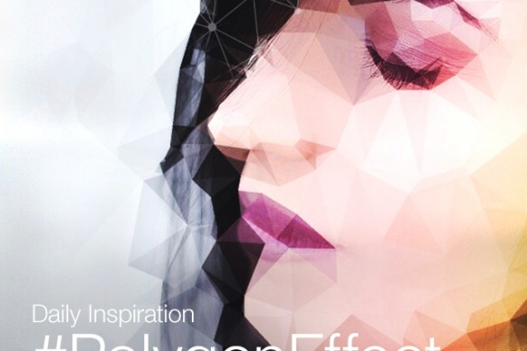 Thursday Inspiration: #PolygonEffect
