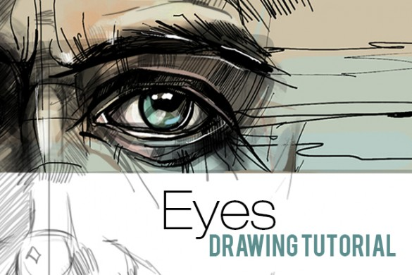 How to Draw Eyes With PicsArt's Drawing Tools