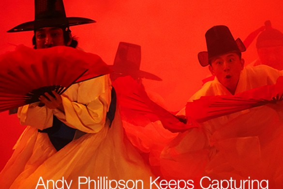 Andy Phillipson on Why He Keeps Going Back to Capture the Edinburgh Festival