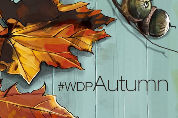 Weekly Drawing Project: Autumn