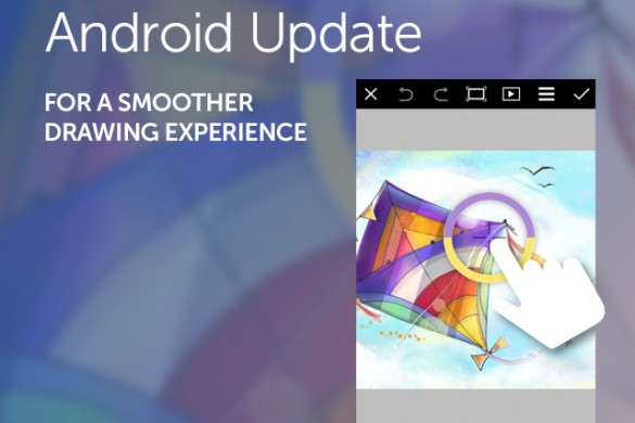 Download the Android Update for the Smoothest Drawing Experience Ever