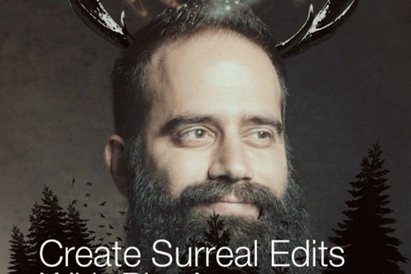 Create Surreal Edits With the PicsArt Photo Editor