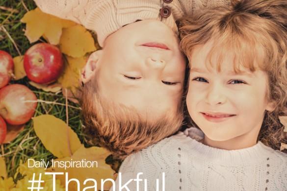 Thursday Inspiration: #Thankful