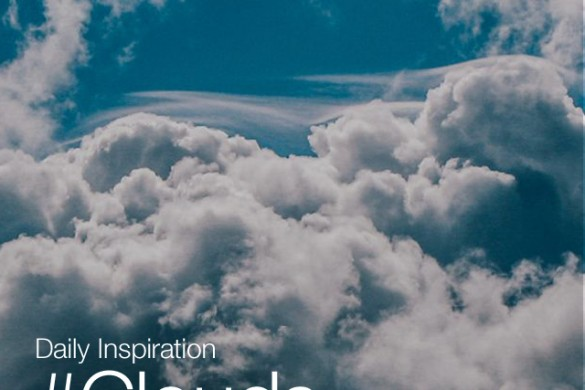 Monday Inspiration: #Clouds