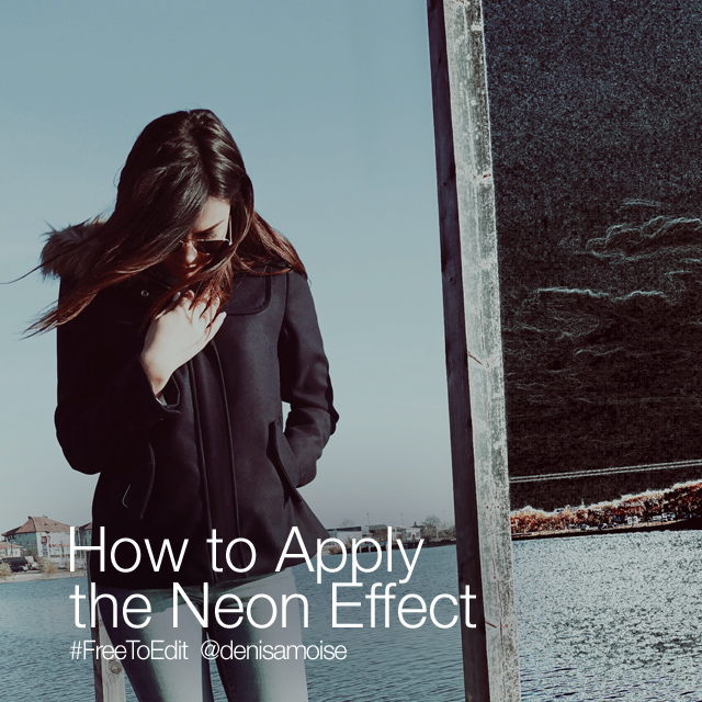 How to Apply the Neon Effect With the Photo Editor - Create +