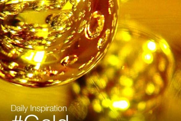 Monday Inspiration: #Gold