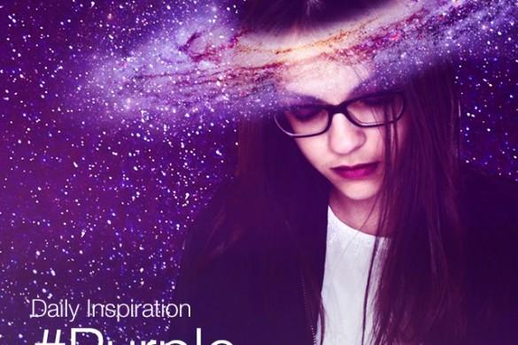 Wednesday Inspiration: #Purple