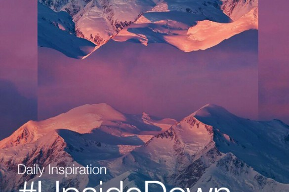 Thursday Inspiration: #UpsideDown