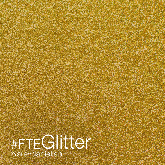 Design Your Own Swag Contest Ends Today: Get Festive And Fun With #FTEGlitter