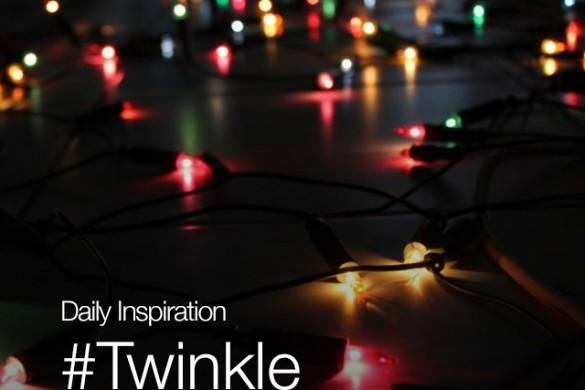 Thursday Inspiration: #Twinkle