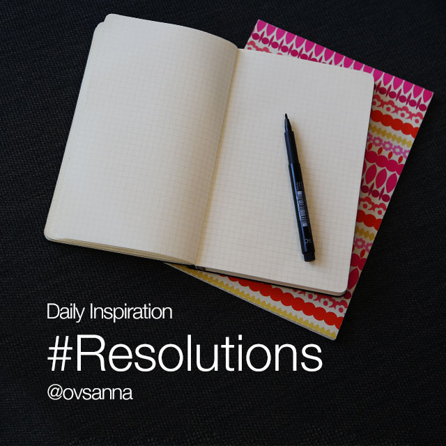 Photo of open notebook