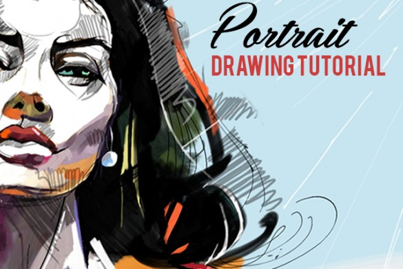How to Draw a Portrait With PicsArt's Drawing Tools