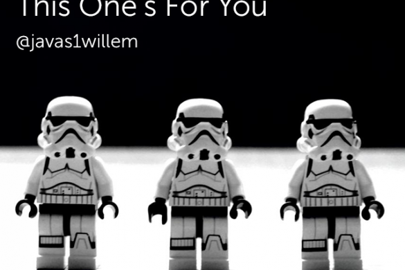 Dear Star Wars Fans, This One's for You