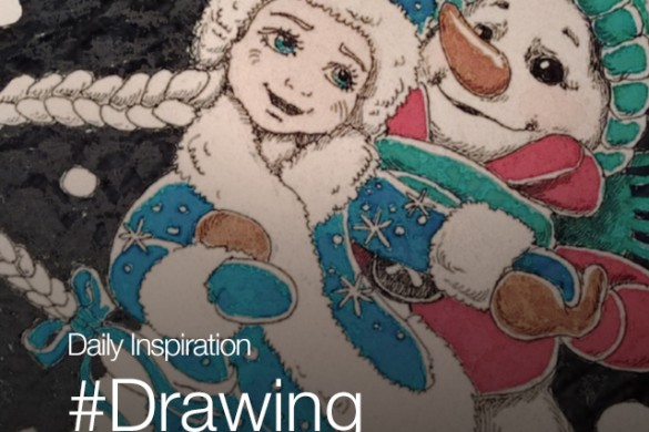 Sunday Inspiration: #Drawing