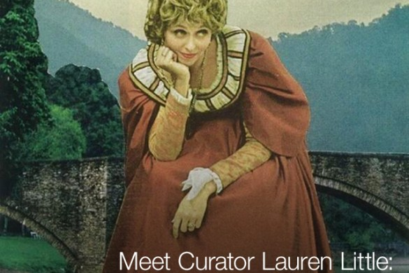 Meet Curator Lauren Little: Remixing Reality With Collages