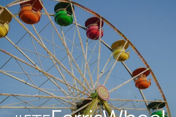 Go for a Spin With #FTEFerrisWheel
