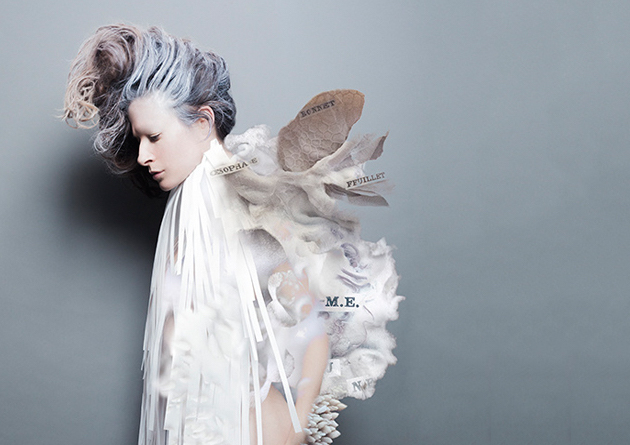 Nadia Wicker Transforms Into Fine Art Photographer