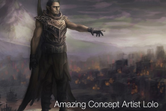 Amazing Concept Artist Lolo Gets First Job in NYC Subway