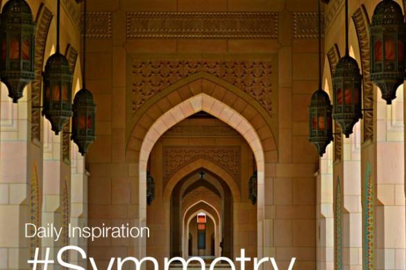 Friday Inspiration: #Symmetry