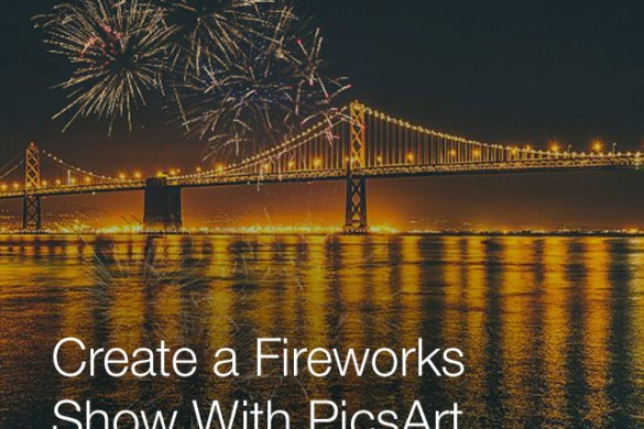 Learn How to Add Fireworks to Your Photos