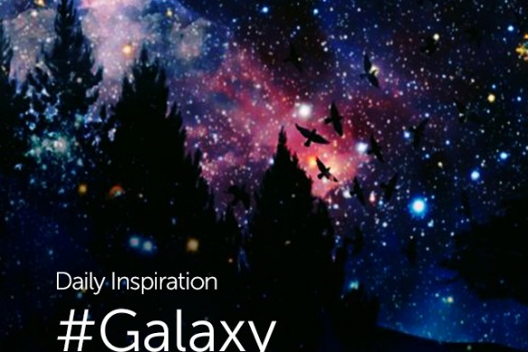 Sunday Inspiration: #Galaxy