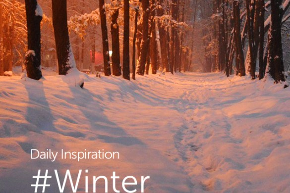 Tuesday Inspiration: #Winter