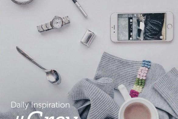 Saturday Inspiration: #Grey