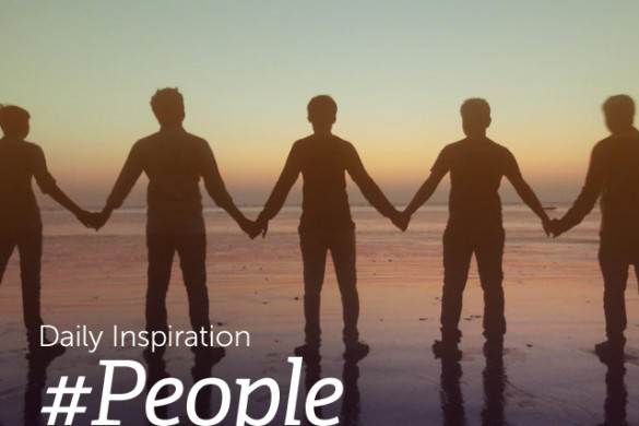 Saturday Inspiration: #People